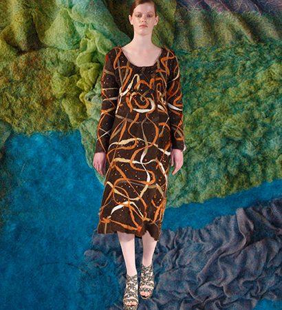 Fieltro Arte Textil Y Moda