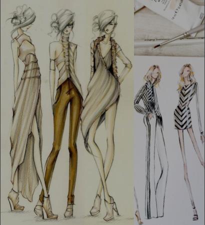 Seminario de Dibujo de Figurín – 1 DÍA
