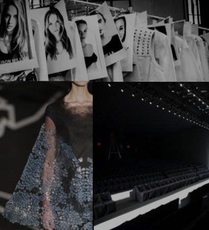 Armado de Backstage, Coreografía en Pasarela y Dirección de Modelos